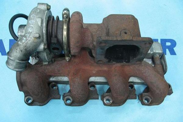 Turbo compressor Ford Transit 2.0 TDDI 75ps (CV) 2000-2006