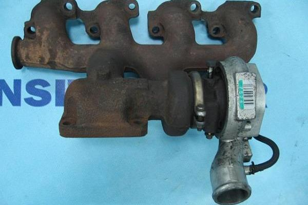Turbo compressor Ford Transit 2.4 TDDI 75ps (cv) 2000-2006