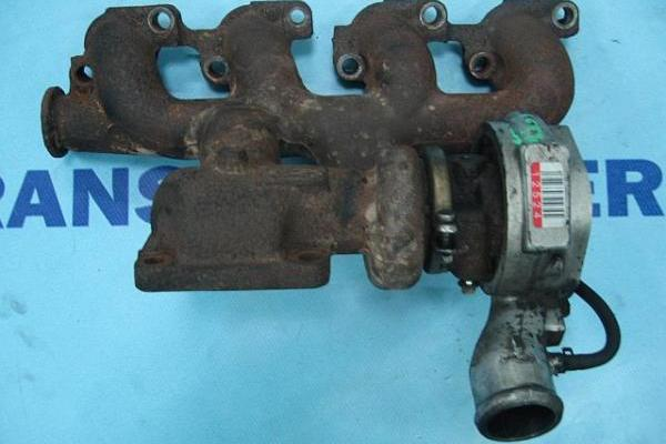 Turbo compressor Ford Transit 2.4 TDDI 125ps (cv) 2000-2006