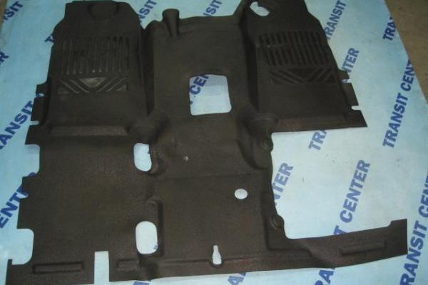 Tapete borracha Ford Transit 2000-2006