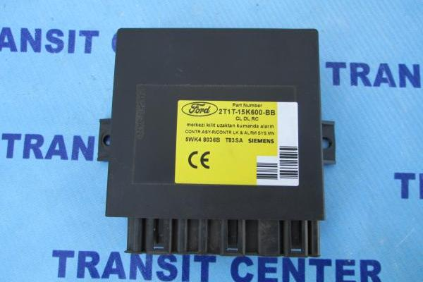 Modulo fecho central sem alarme Transit Ford Connect 2002