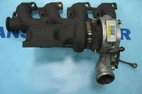 Turbo compressor Ford Transit 2.4 TDDI 90ps (cv) 2000-2006