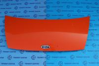 Capo do motor  laranja Ford Transit 2000-2006