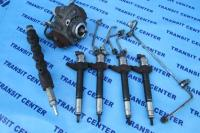 Bomba injectora com injectores Ford Transit 2006 2.2 TDCI