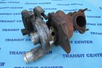 Turbo compressor Ford Transit Connect 2006, 1.8 TDCI 110 CV